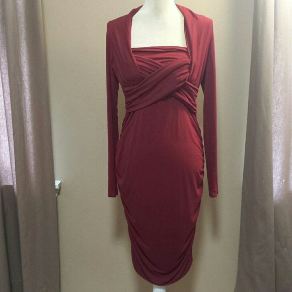 Clothing, Shoes & Accessories Beautiful Maternity Dress By Ripe Maternity Size M